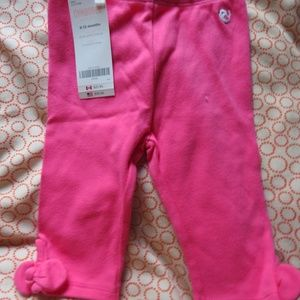 Pink Birdie Gymboree Leggings